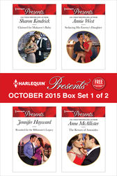 Harlequin Presents October 2015 - Box Set 1 of 2 by Sharon Kendrick