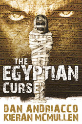 The Egyptian Curse by Dan Andriacco