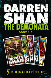 The Demonata 1-5 (Lord Loss; Demon Thief; Slawter; Bec; Blood Beast) (The Demonata) by Darren Shan