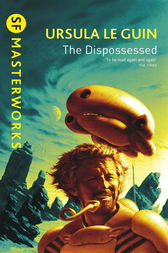 The Dispossessed by Ursula K. LeGuin