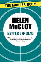 Better Off Dead by Helen McCloy
