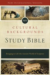 NIV, Cultural Backgrounds Study Bible, eBook by Craig S. Keener