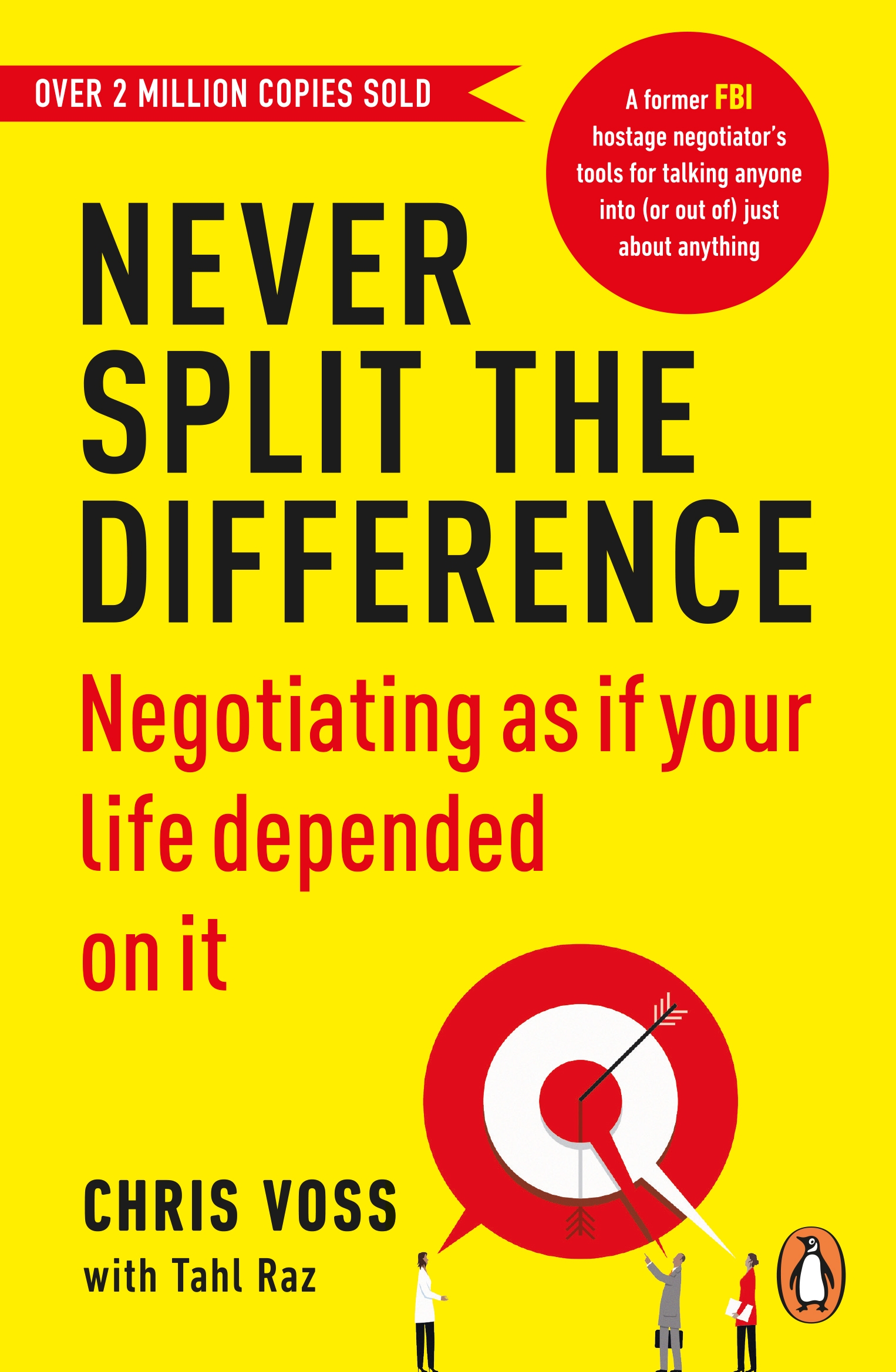 Download Ebook Never Split the Difference by Chris Voss Pdf
