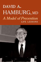 A Model of Prevention by David A. Hamburg