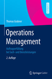 Operations Management by Thomas Grabner