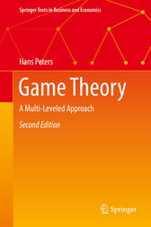Game Theory by Hans Peters
