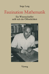 Faszination Mathematik by Serge Lang