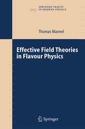 Effective Field Theories in Flavour Physics by Thomas Mannel