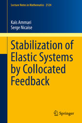 Stabilization of Elastic Systems by Collocated Feedback by Kaïs Ammari
