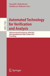 Automated Technology for Verification and Analysis by Madhavan Mukund