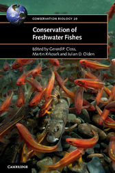 Conservation of Freshwater Fishes by Gerard P. Closs