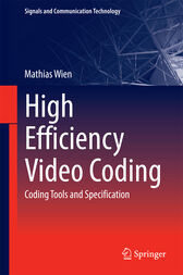 High Efficiency Video Coding: Coding Tools and Specification