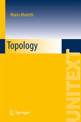 Topology by Marco Manetti