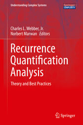 Recurrence Quantification Analysis by Jr. Webber