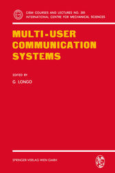 Multi-User Communication Systems by Giuseppe Longo