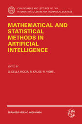 Proceedings of the ISSEK94 Workshop on Mathematical and Statistical Methods in Artificial Intelligence by G. Della Riccia