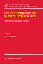 Coupled Instabilities in Metal Structures by Jacques Rondal