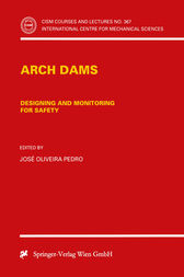 Arch Dams by Jose O. Pedro