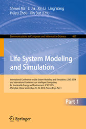 Life System Modeling and Simulation by Shiwei Ma