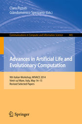 Advances in Artificial Life and Evolutionary Computation by Clara Pizzuti