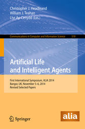 Artificial Life and Intelligent Agents by Christopher J. Headleand