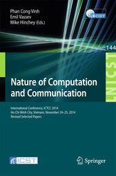 Nature of Computation and Communication by Phan Cong Vinh