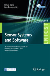 Sensor Systems and Software by Eiman Kanjo