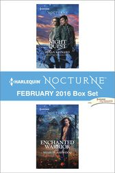 Harlequin Nocturne February 2016  Box Set by Susan Krinard