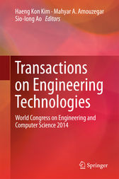 Transactions on Engineering Technologies by Haeng Kon Kim