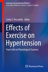 Effects of Exercise on Hypertension by Linda S. Pescatello