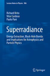 Superradiance by Richard Brito