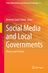 Social Media and Local Governments by Mehmet Zahid Sobaci