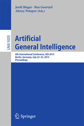Artificial General Intelligence by Jordi Bieger