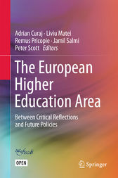 The European Higher Education Area by Adrian Curaj
