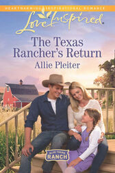 The Texas Rancher's Return (Mills & Boon Love Inspired) (Blue Thorn Ranch, Book 1) by Allie Pleiter