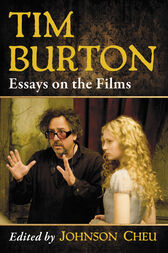 Tim Burton by Johnson Cheu