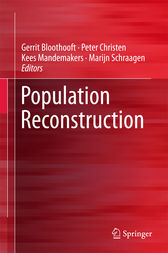 Population Reconstruction by Gerrit Bloothooft