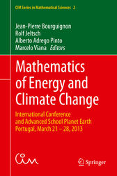 Mathematics of Energy and Climate Change by Jean-Pierre Bourguignon