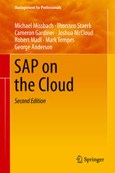 SAP on the Cloud by Michael Missbach