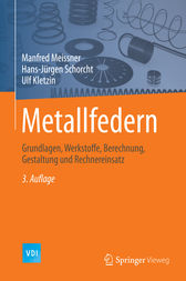 Metallfedern by Manfred Meissner