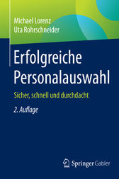 Erfolgreiche Personalauswahl by Michael Lorenz