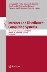 Internet and Distributed Computing Systems by Giuseppe Di Fatta