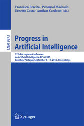 Progress in Artificial Intelligence by Francisco Pereira