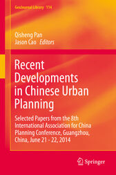 Recent Developments in Chinese Urban Planning by Qisheng Pan