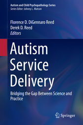 Autism Service Delivery by Florence D. DiGennaro Reed