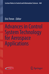 Advances in Control System Technology for Aerospace Applications by Eric Feron