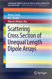 Scattering Cross Section of Unequal Length Dipole Arrays by Hema Singh