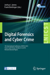Digital Forensics and Cyber Crime by Joshua I. James