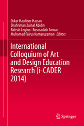 International Colloquium of Art and Design Education Research (i-CADER 2014) by Oskar Hasdinor Hassan