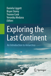 Exploring the Last Continent by Daniela Liggett